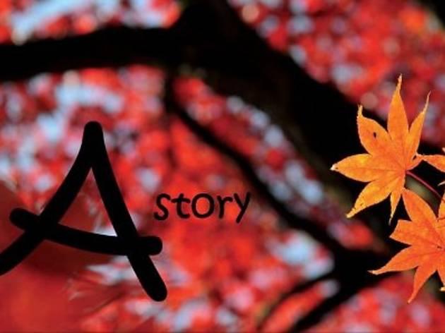 A Story: A walk through Japan in autumn