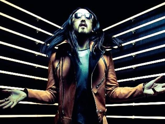 Wicked Entertainment presents Steve Aoki