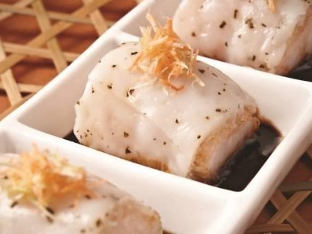 Dim Sum indulgence at Tai Zi Heen