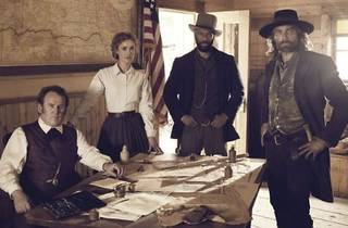 Hell on Wheels S2