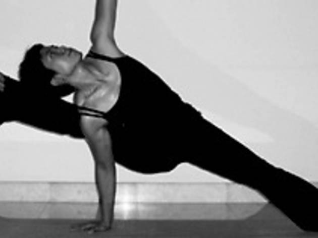 Yoga Dynamics 3rd anniversary party