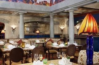 Villa Danieli Valentine's dinner
