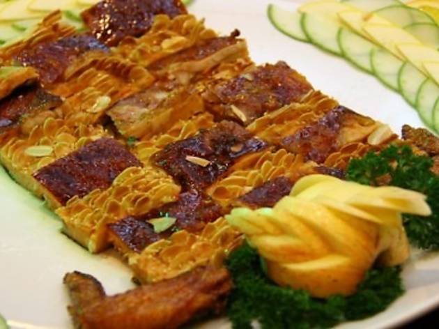 Cheng Ho Chinese New Year set menu
