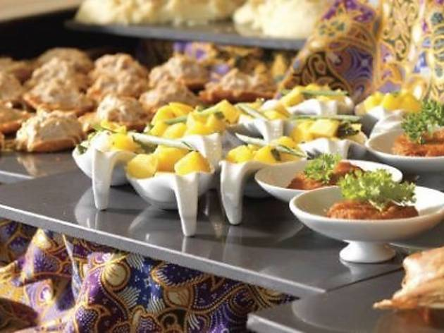 Be Be�s Kitchen & Bar Chinese New Year buffet