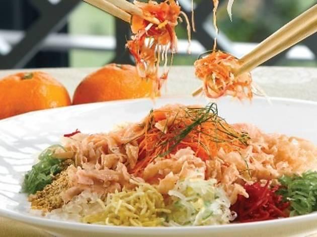 China Treasures banquet