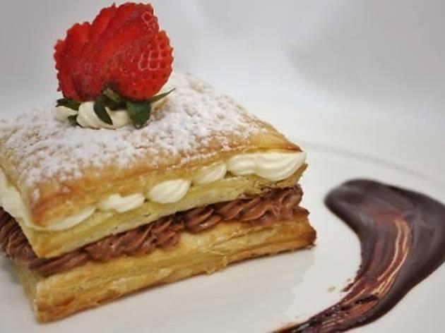 Spasso Milano Valentine�s menu