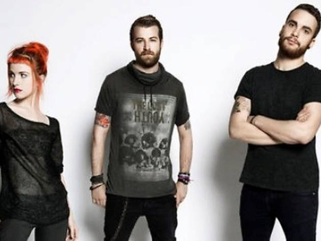 Paramore live in KL