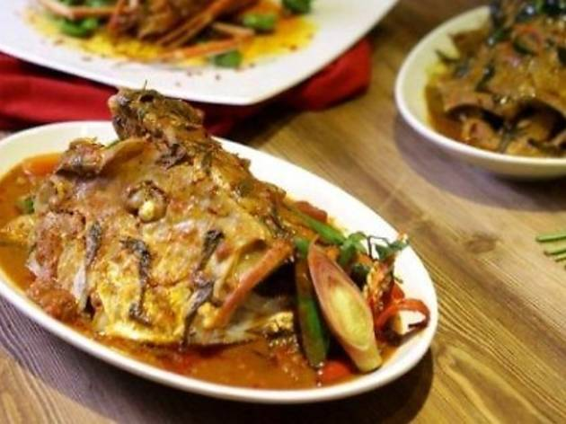 Serai Chinese New Year menu