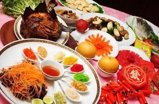 Ming Palace CNY menu