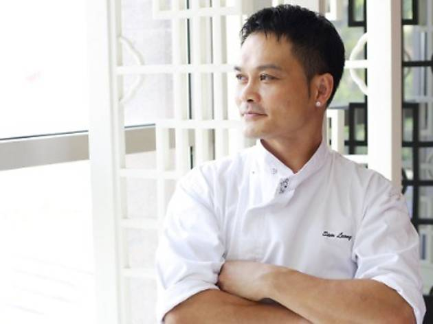 A culinary masterclass with Celebrity Chef Sam Leong