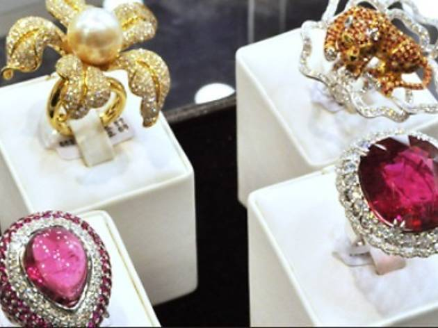 Malaysia International Jewellery Fair 2018
