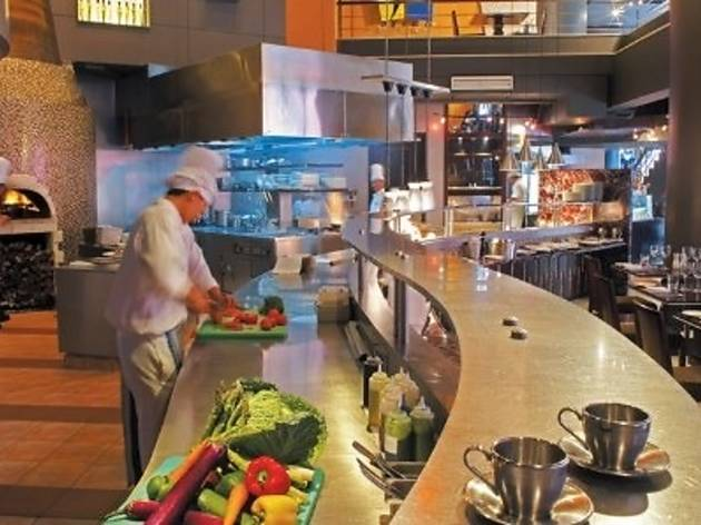 Prego New Year buffet and brunch