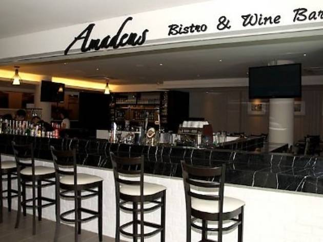 Amadeus Bistro & Wine Bar Christmas buffet