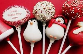 Christmas cooking lesson: Cake pops