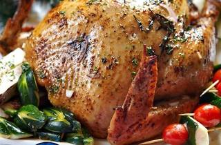 Zest Lifestyle buffet dinner and Christmas brunch