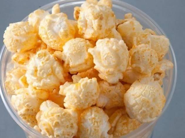 Popcorn Rush at Tea Chansii
