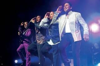The Jacksons Unity Tour
