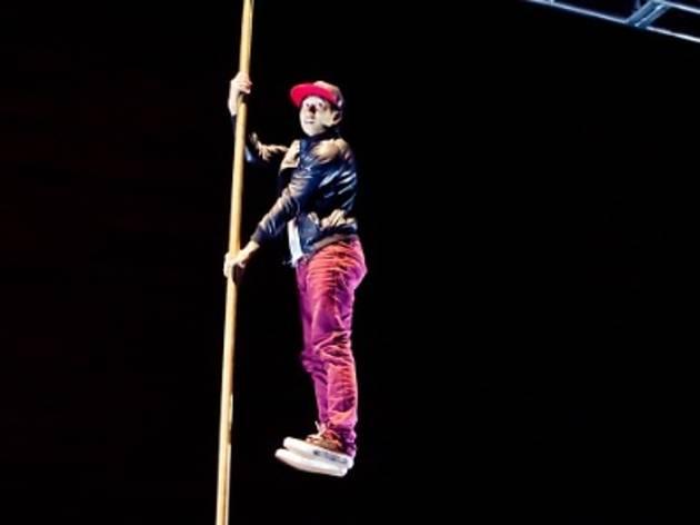 Viva Circus Festival presents Neverland