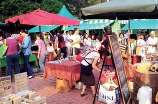 Farmer's Market at 1 Utama