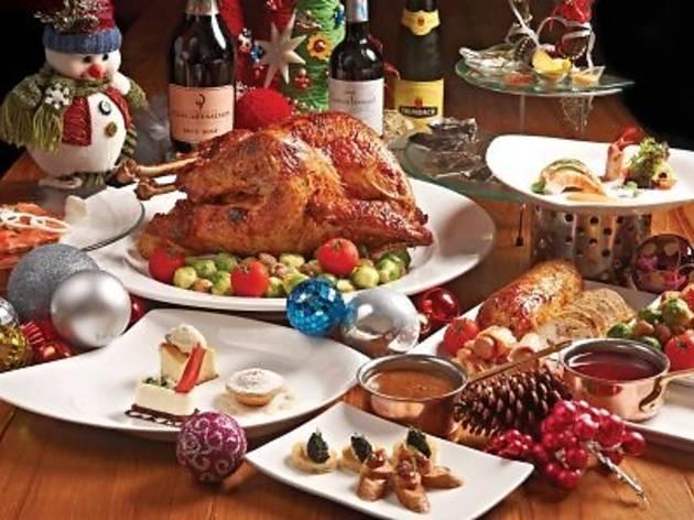 PRIME Christmas dinner