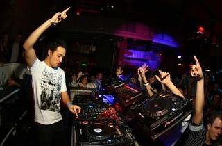 LOUD presents Laidback Luke