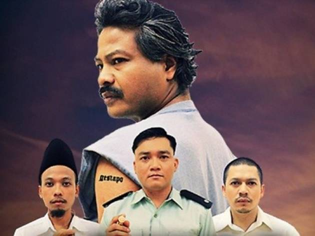 Rumah Anak Teater presents Teater Tattoo Gestapo