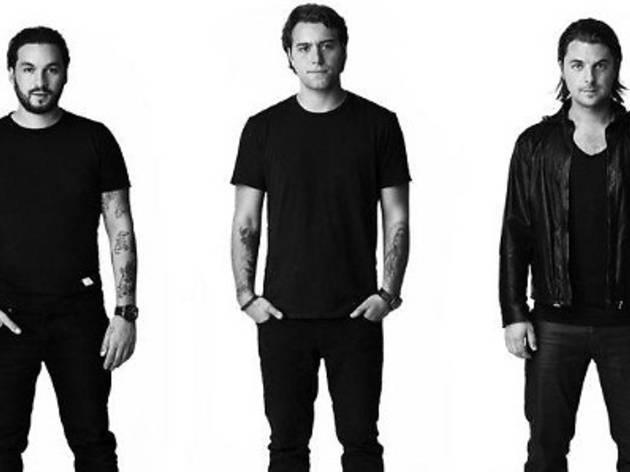 Swedish House Mafia live in Malaysia