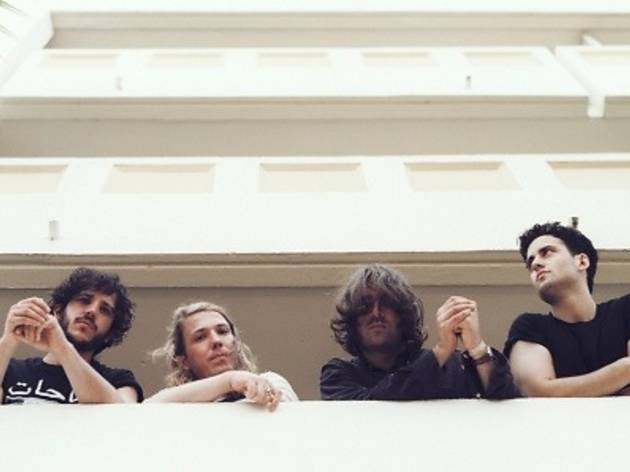 Upfront presents The Vaccines
