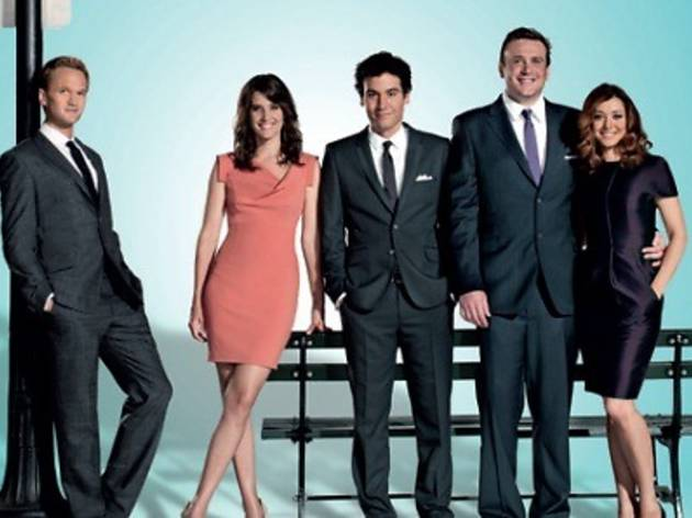 How I Met Your Mother S8