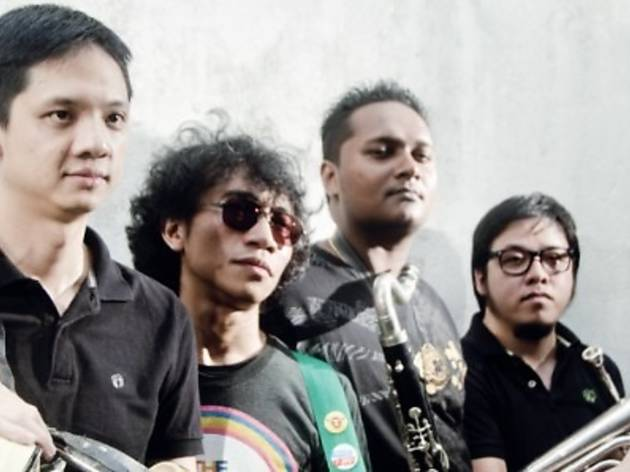 Azmyl Yunor & The Sigarettes, Ariff Akhir & The Sofa Sessions