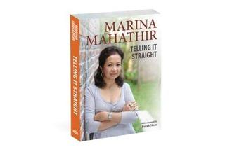 'Telling It Straight' by Marina Mahathir book signing