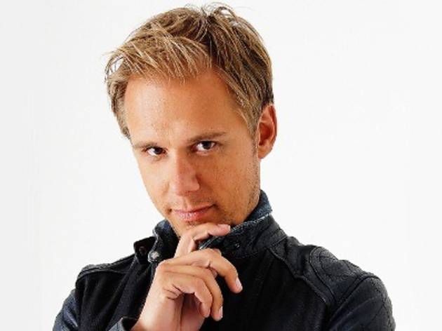 Future Music Festival Asia presents Armin Van Buuren ASOT 600