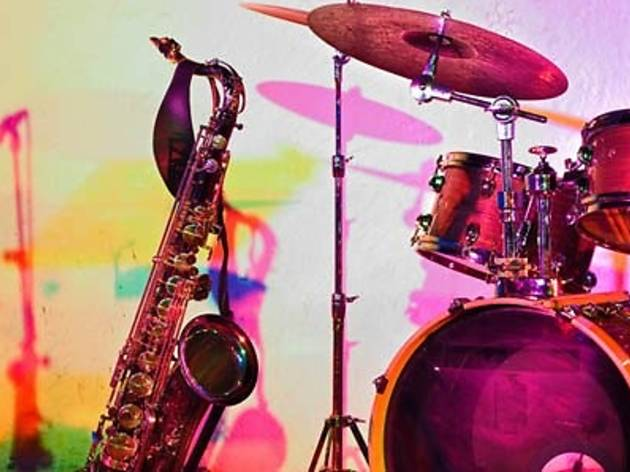 Natasha Patamapongs, Chika Asamoto & John Dip Silas Trio