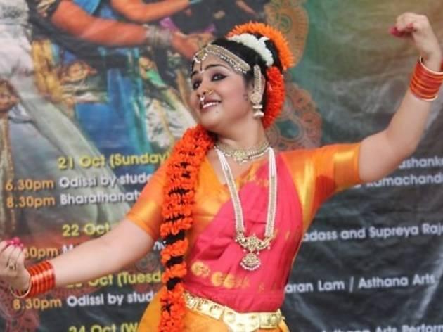 KL Navarathiri Arts Festival 2012