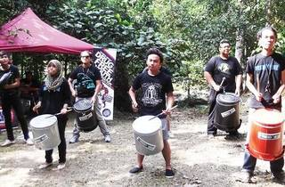 Eco Music Festival & 1Drum Circle