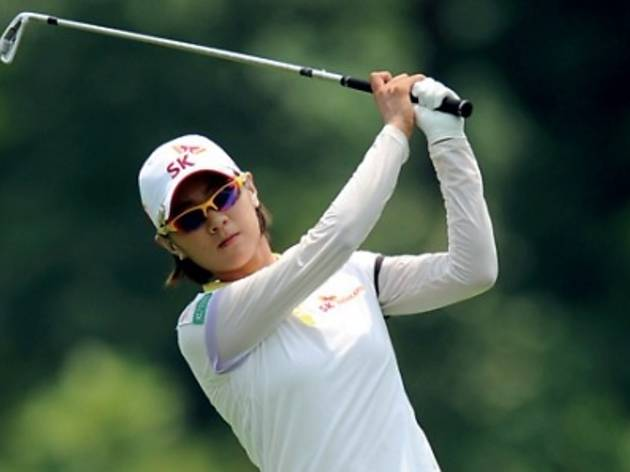 Sime Darby LPGA Malaysia 2012