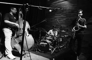 Barnacle Bill Trio at No Black Tie