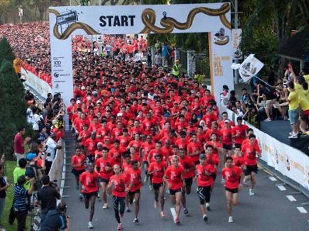 Nike We Run KL 10K 2012