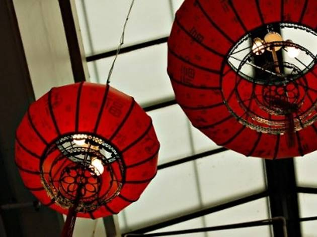1Malaysia Tourism Lantern Festival 2012