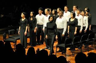 OVATION by The Canticle Singers
