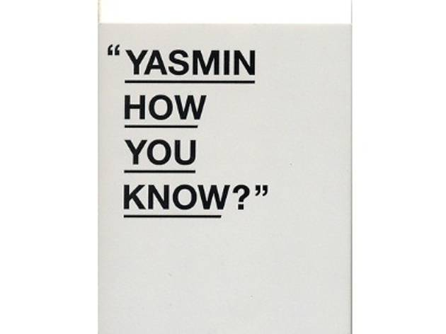 Yasmin How You Know? Film Fest 2012