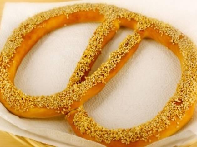 Chilla Cup free pretzel promotion