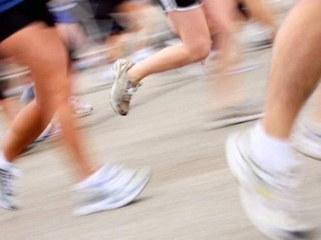 PJ Half Marathon 2012