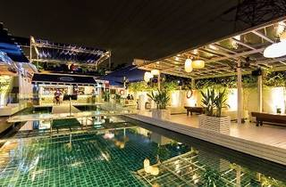 Splash Fashion Pool Party
