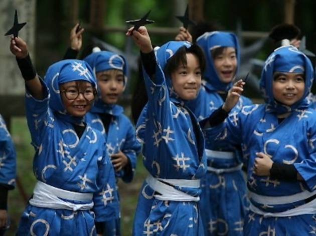 Japanese Film Festival 2012: Ninja Kids!!!