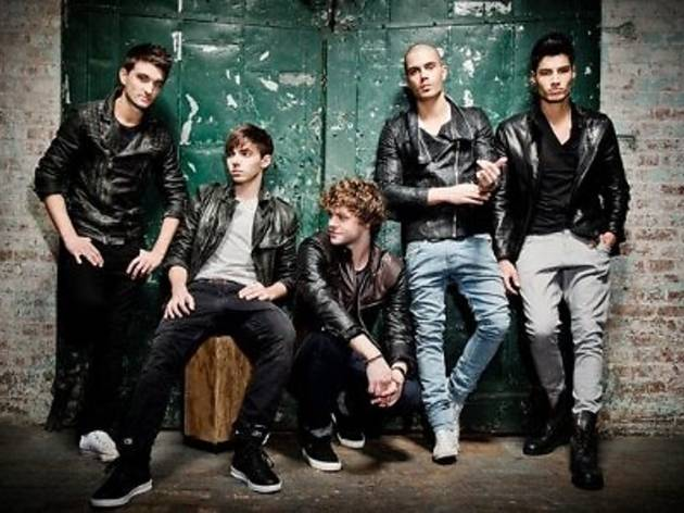 The Wanted live in KL