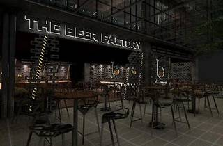 The Beer Factory Setia Walk beach party