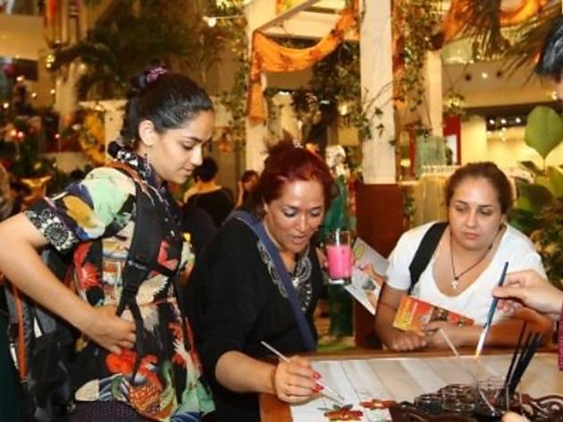 Hari Raya at Pavilion KL