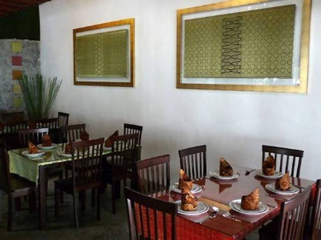 Songket Restaurant Ramadhan buffet