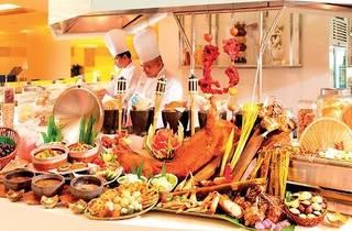 The Spread Ramadhan buffet